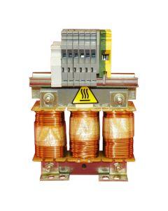 INDUCTANCE DE LIGNE / MOTEUR POUR VARIATEUR DE VITESSE - GAMME ALTIVAR 71 - COURANT 4A / 10mH / 50...60 Hz