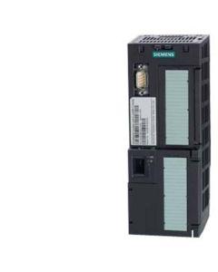 SINAMICS G120 CONTROL UNIT CU230P-2 PROFIBUS DP INTEGRE 6E et 3S TOR, 4E et 2S ANA, 1E SENSOR TEMP. MOTEUR 2 PSU-OUT(10/24V CC) 1 PSU-IN (24V CC) INTERFACE USB ET MMC - IP20