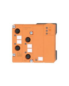 SYSTEME BUS AS-INTERFACE MODULE CLASSICLINE ACTIF INTERFACE AS-I POUR DES EMBASES POUR CABLES PLATS 4 ENTREES ANALOGIQUES 4 A 10mA TENSION ALIMENTATION 26,5 A 31,6V DC