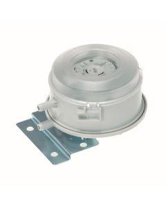 PRESSOSTAT DIFFERENTIEL D'AIR RELATIVE MECANIQUE 100 - 1000 Pa - CONTACT INVERSEUR 1A/250VAC - IP54 - QBM81-10