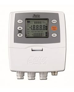 BOITIER HYGROMETRIE HR% TEMPERATURE T°C MODULE SICRAM 4-20MA 0-10V 90-240VAC SANS AFF/RELAIS