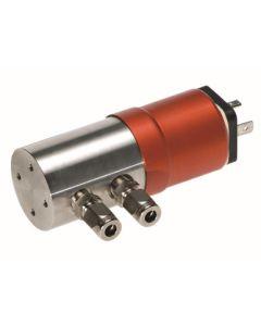 TRANSMETTEUR DE PRESSION DIFFERENTIELLE - 0-2,5BAR 4-20mA 11-33Vcc - EPDM TUBE Ø 8 mm