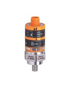 SYSTEME DE SURVEILLANCE VIBRATOIRE ETENDUE DE MESURE : 0...25 RMS mm/s , RACCORDEMENT PAR CONNECTEUR M12 DIN ISO 10816