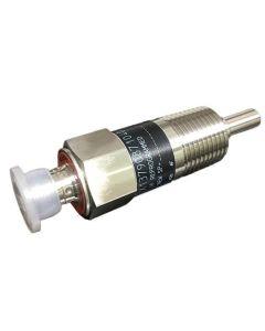 CONTROLEUR DE DEBIT REGLE 60 cm3/s - TENSION 24 VAC - 25 BARS