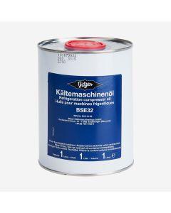 Huile bidon de 1 litre - Bitzer ester BSE32 POE ISO 32 HFC