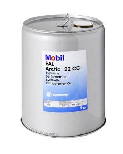 Huile bidon de 20 litres - Mobil EAL Arctic 22CC POE ISO 22 HFC
