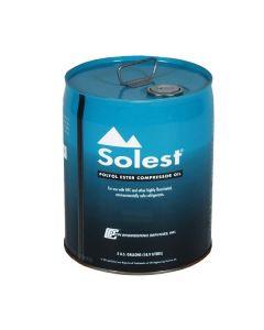 Huile bidon de 18,92 litres - CPI-4614-68F synthétique PAO ISO 68 catégorie H1 contact alimentaire