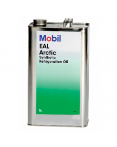 Huile bidon de 5 litres - Mobil EAL Arctic 22CC POE ISO 22 HFC