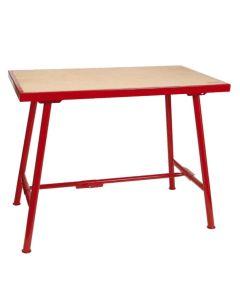 ETABLI PLIANT DE CHANTIER TABLE DE MONTEUR - Long. 1080 x Larg. 640 x Ep. 32 mm