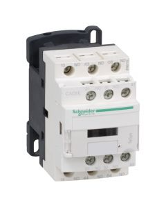 CONTACTEUR TESYS CAD50 5 F PLUS 0 O INSTANTANE 10 A 230 V CA
