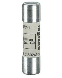 CARTOUCHE INDUSTRIELLE CYLINDRIQUE TYPE gG 10x38mm SANS PERCUTEUR - 1A