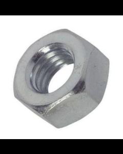 ECROU HEXAGONAL ISO 4032 ACIER CLASSE 8 ZN - M16