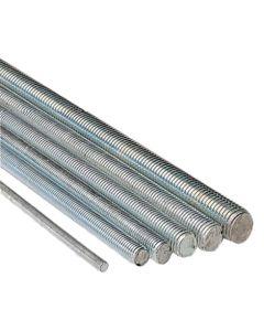 TIGE FILETEE LONGUEUR 1 METRE ACIER ASTM A193 GRADE B7 BRUT - 1-3/8 UNC