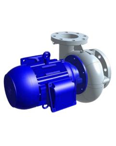 POMPE DE PULVERISATION COMPLETE 1.1 kW-3000 -230/400 VCL 131L 140M 148L 159M -