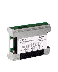 OPTION POUR VLT - MCB 109 - CARTE E/S ANALOGIQUE TROPICALISEE - DANFOSS VARIATEUR 130B1243